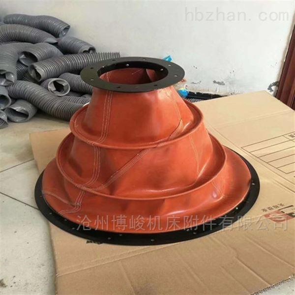 优质帆布通风软连接  厂家生产