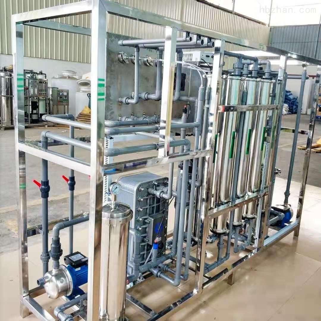 电子工业生产用超纯水设备
