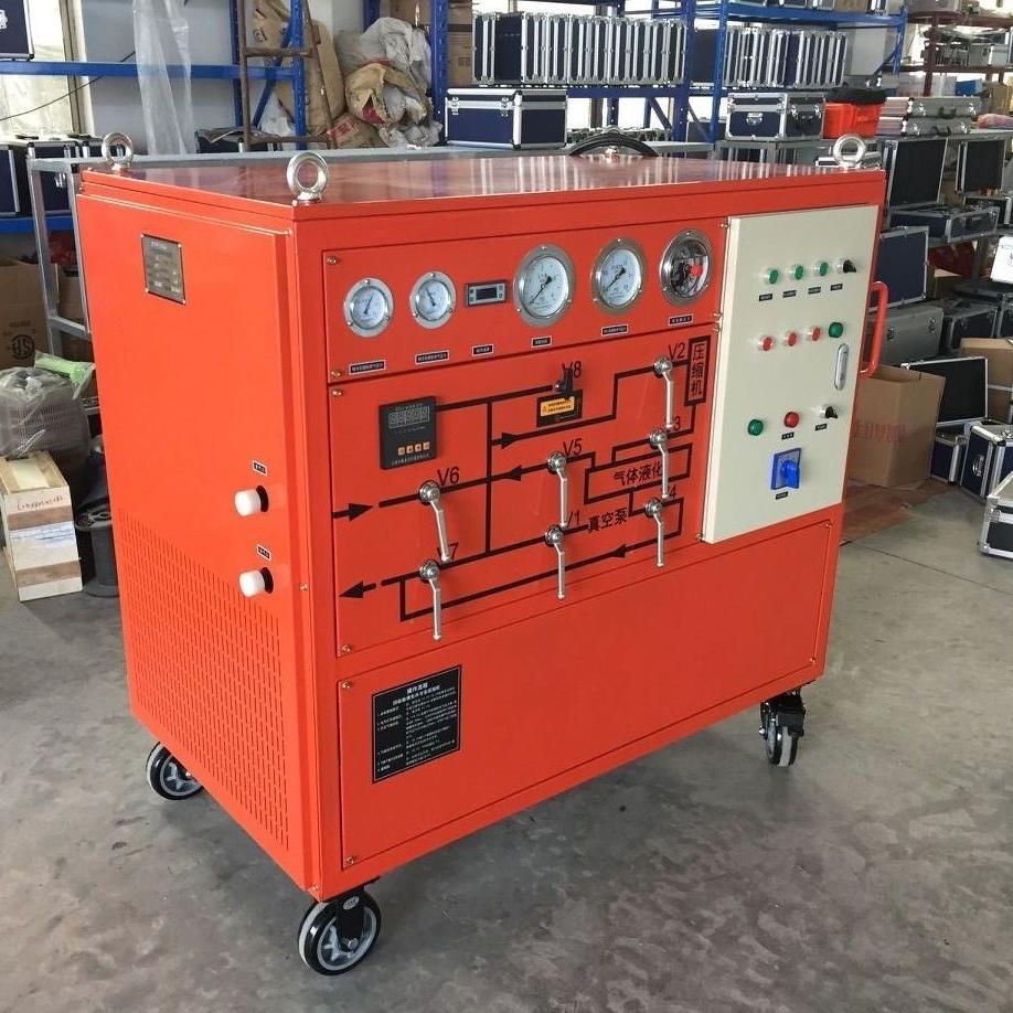 SF6气体回收车生产厂家