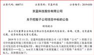 1.47億!京藍科技子公司中標土壤修復項目
