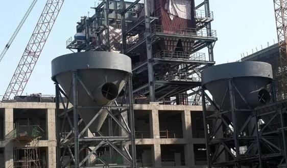 河南濮陽生活垃圾焚燒發電煙氣凈化工程開工建設