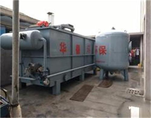氣浮機在養豬場廢水處理的應用