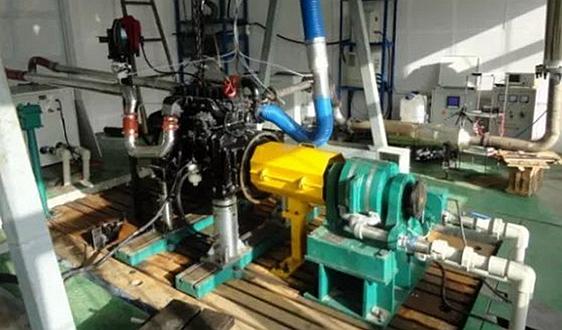 案例发布 | 基于柴油机颗粒物过滤器和SCR的柴油机减排改造技术典型应用案例