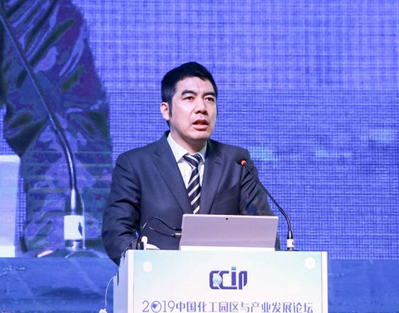 杨挺:化工园区30强去年销售总量2.55万亿