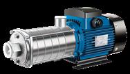 新一代CM-轻型卧式多级离心泵问世