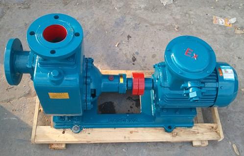自吸泵的安装与操作方法