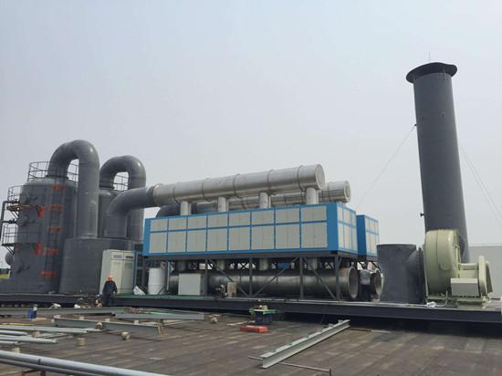 化工行業廢氣凈化方法