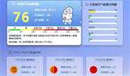 雷達、遙感、走航監測 你能想到的北京都有