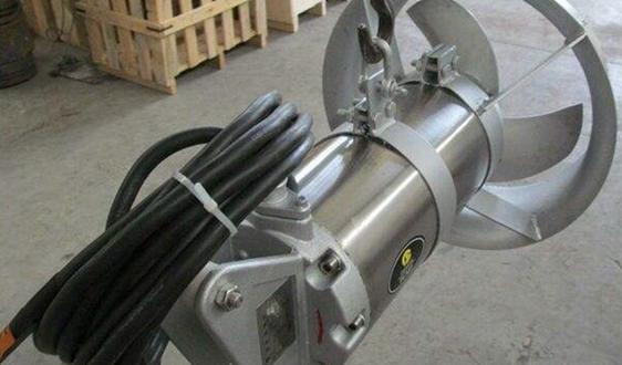 潛水攪拌機這匹水處理設備界的黑馬,你了解多少?
