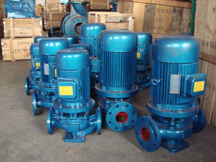 管道泵安装与使用说明