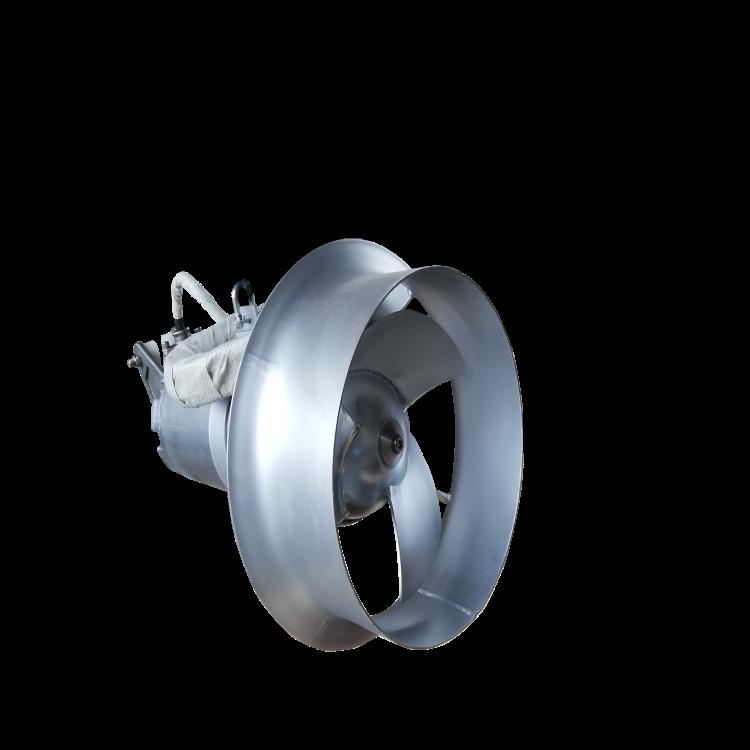 用新講述潛水攪拌機逆襲,蘭江水處理盯牢智造驅動