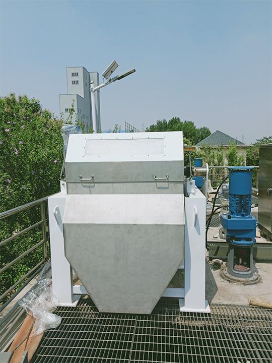 磁絮凝污水处理设备/污水厂高效处理设备