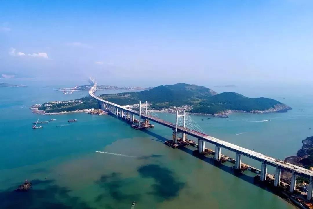 """今天,上拓環境""""助力""""的全國首座公鐵兩用大橋貫通了!"""