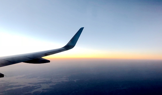 """国际新,高光""""绿"""" 北京大兴国际机场花式刷屏上热搜"""