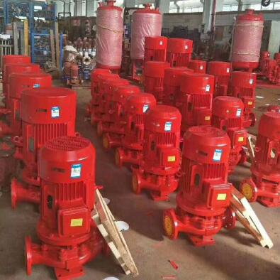 消防泵压力不足的几种可能性及解决方法