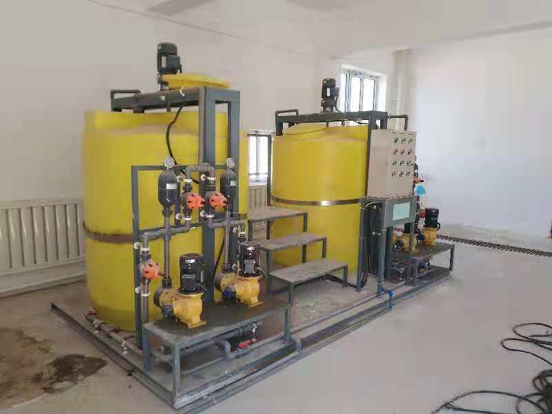 水厂PAC加药装置/自动化加药设备