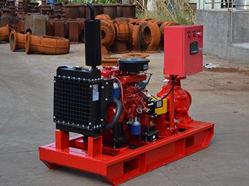 消防泵故障应该如何诊断?