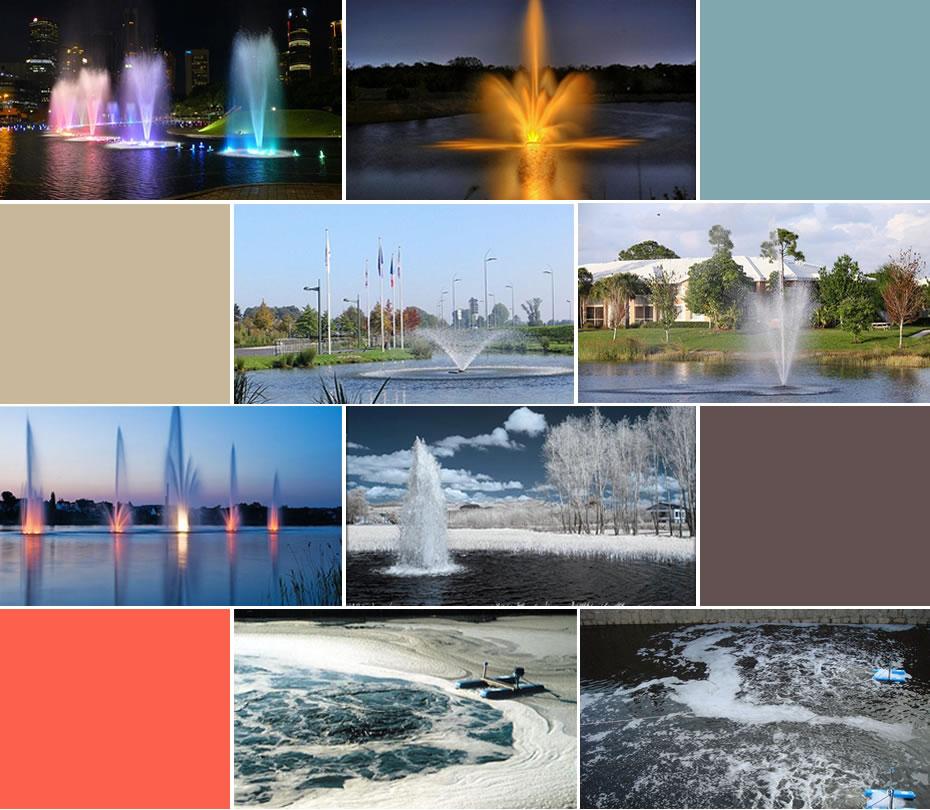 奥丽景景观水处理客户案例集锦