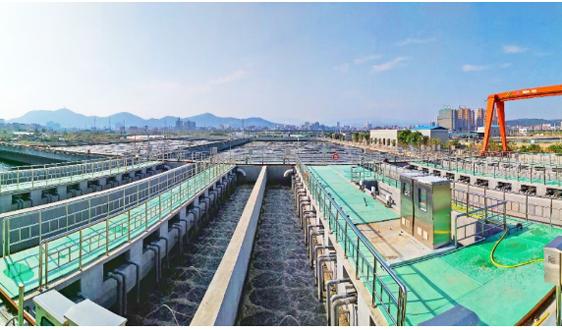 中信环境融元水厂运营质量在省级考评中荣获佳绩