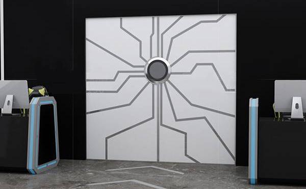 抖音科技门