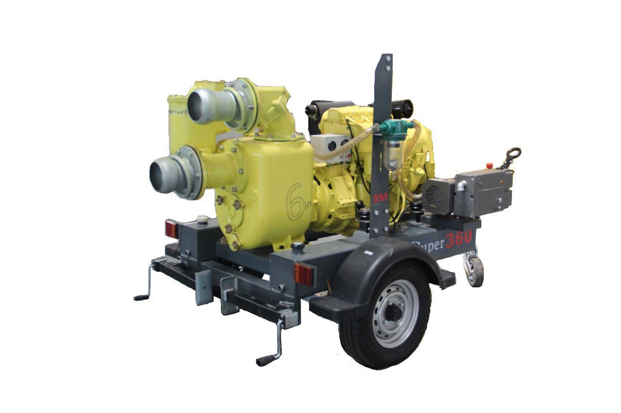 六寸柴油机水泵