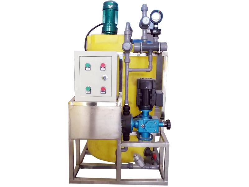 乙酸钠投加装置