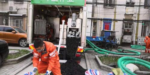 干湿分离吸污车-污水处理车生产厂家