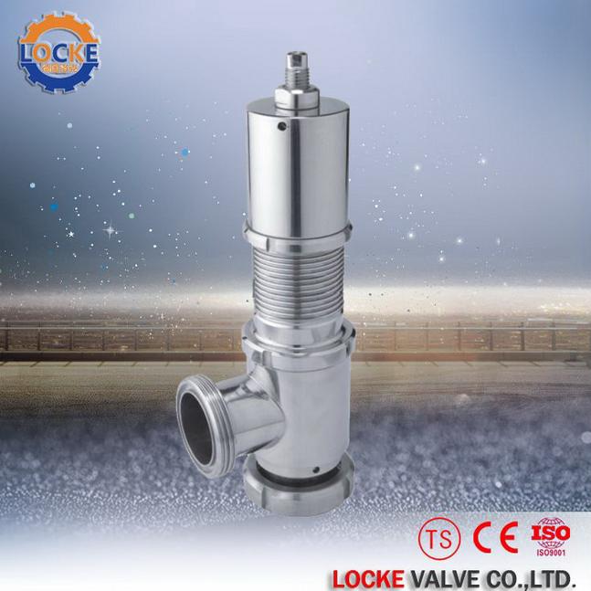 locke-进口卫生级安全阀德国洛克图片