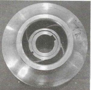 磁力泵一级叶轮