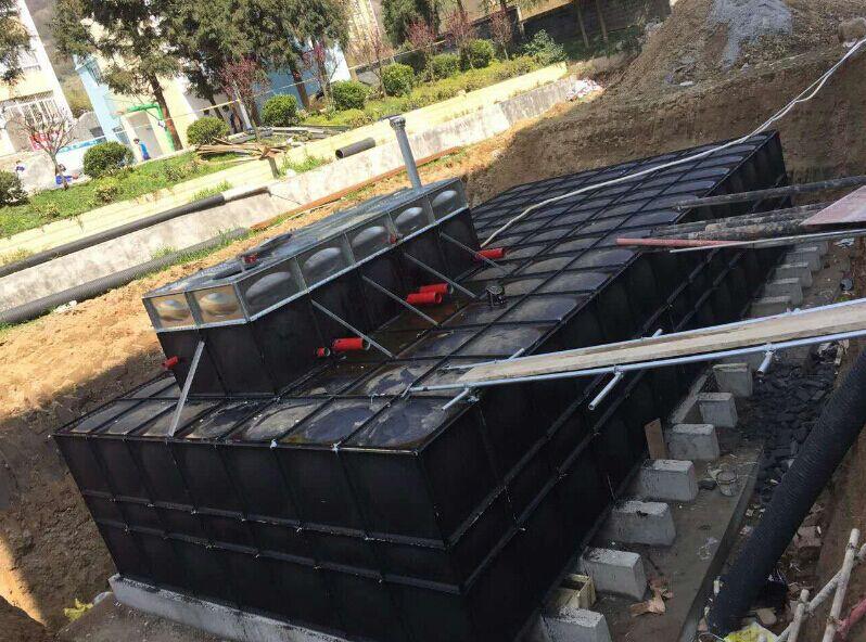 地埋式箱泵一体化消防泵站  发展现状
