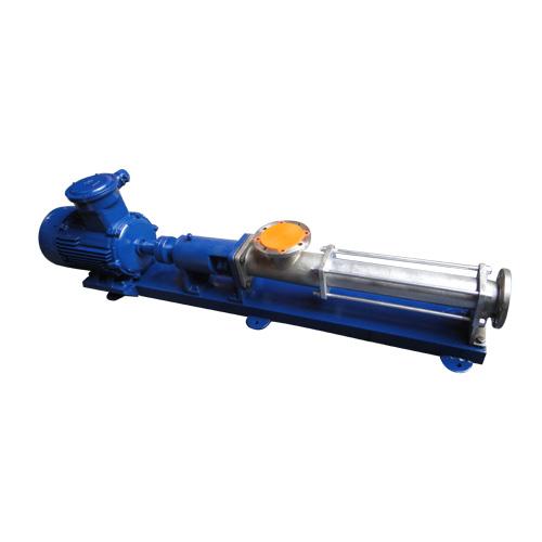 螺桿式原油泵