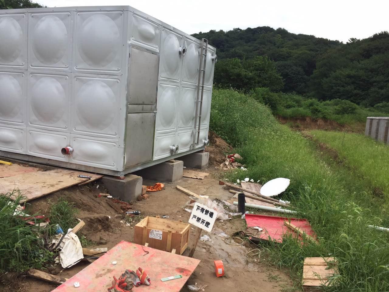 河北邢台箱泵一体化消防增压稳压给水设备