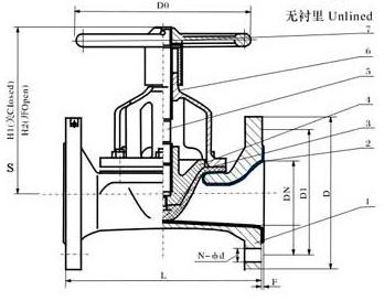 英标隔膜阀结构图.png