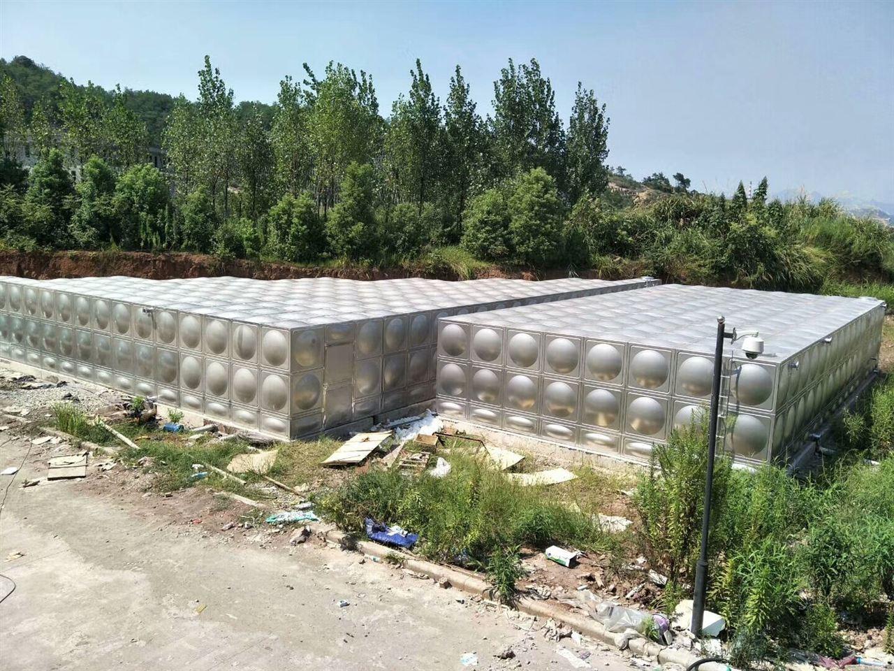 装配式水箱和焊接式水箱区别有哪些?