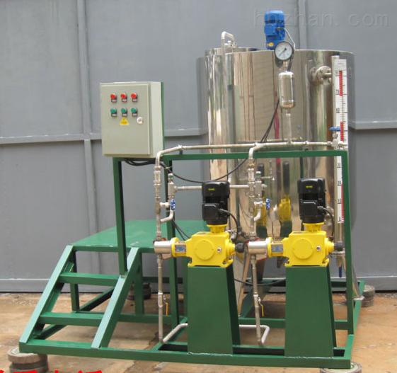 加氨装置采样点作用设计方案