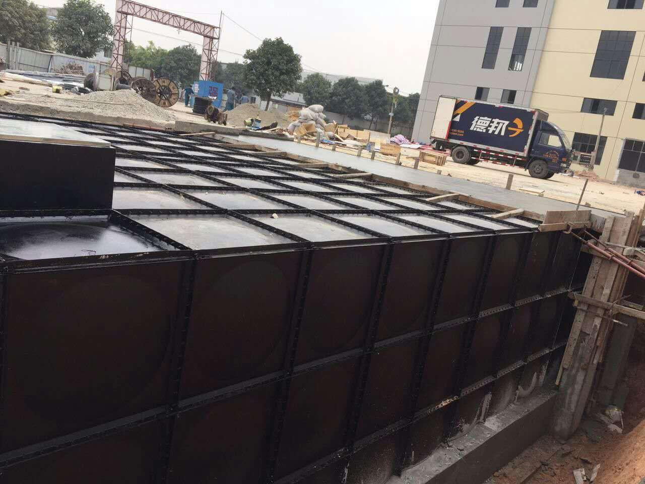 抗浮式箱泵一体化选材和适用范围