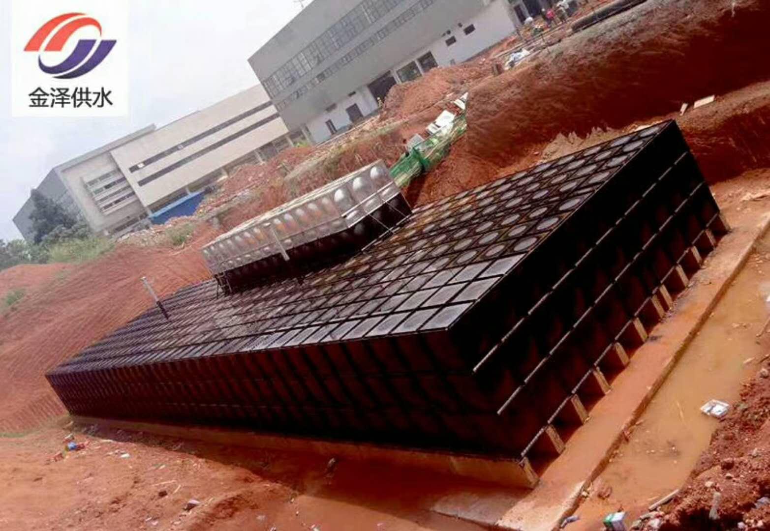 地上箱泵一体化和地埋箱泵一体化有何区别?