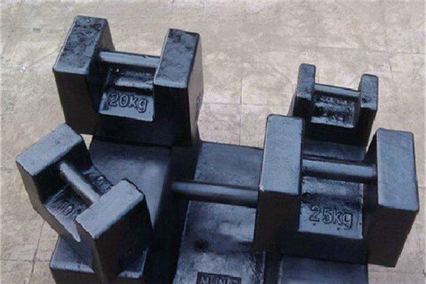 50公斤标准砝码