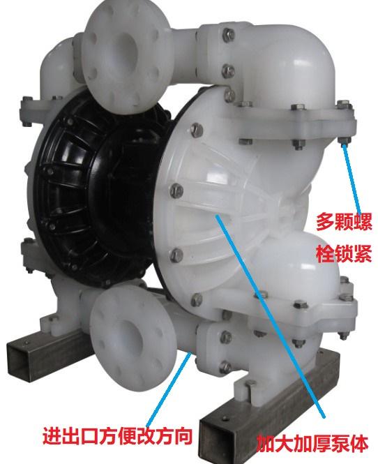 耐酸碱隔膜泵