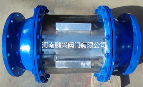 管内式强磁水处理器
