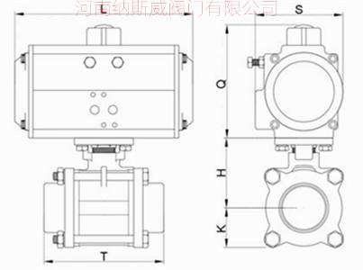 气动焊接三片式球阀结构图N2.jpg