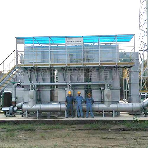 湖南喷漆房废气处理RTO设备
