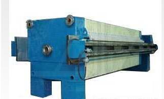 自动板框压滤机
