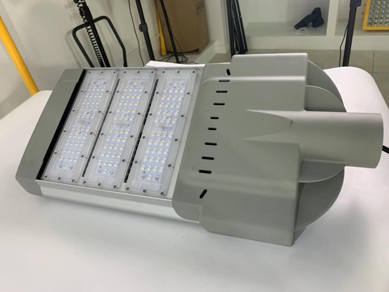 LED路灯头外形、光源技术指标