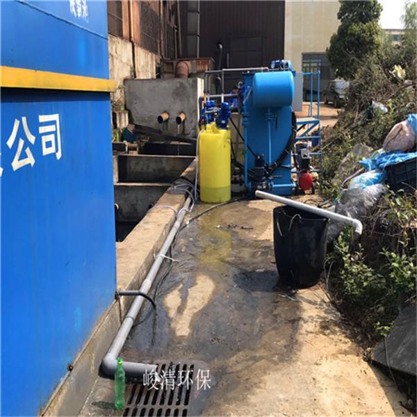 8th一体化生存污水照料装备加工