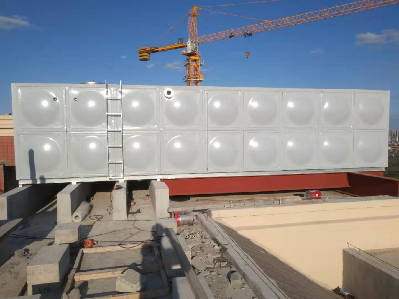 厂区用300吨不锈钢水箱