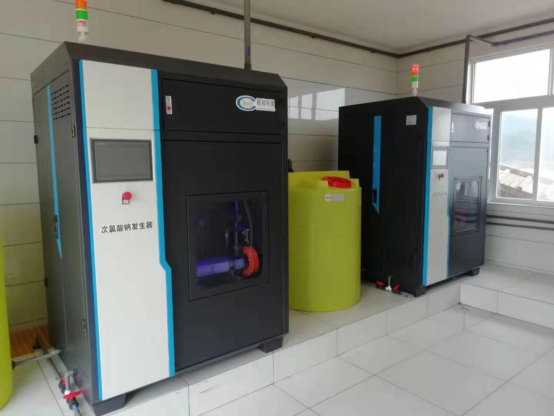 水厂供水消毒设备
