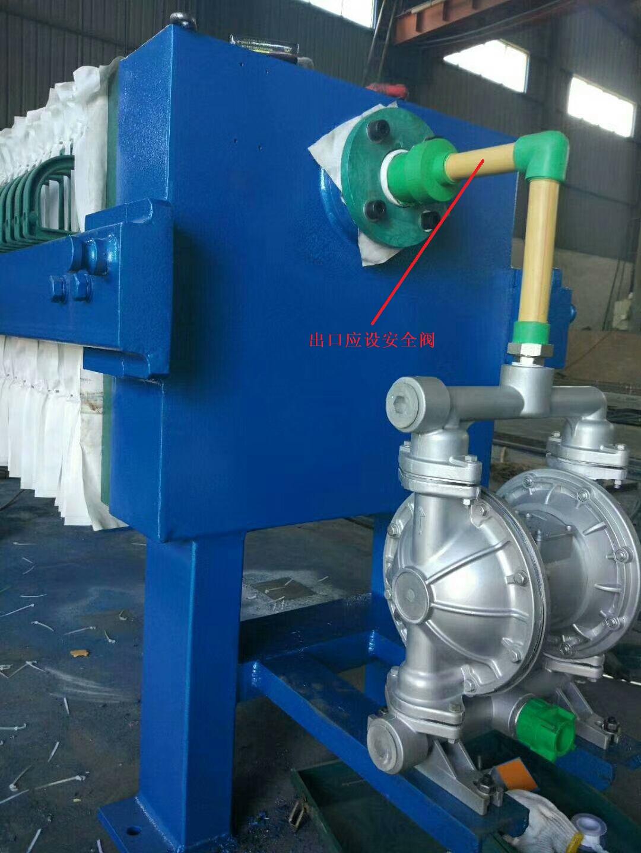 压滤机用隔膜泵