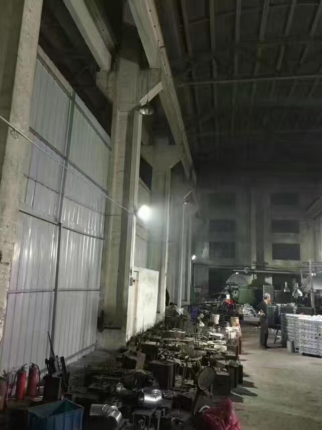 化工厂使用LED防爆灯
