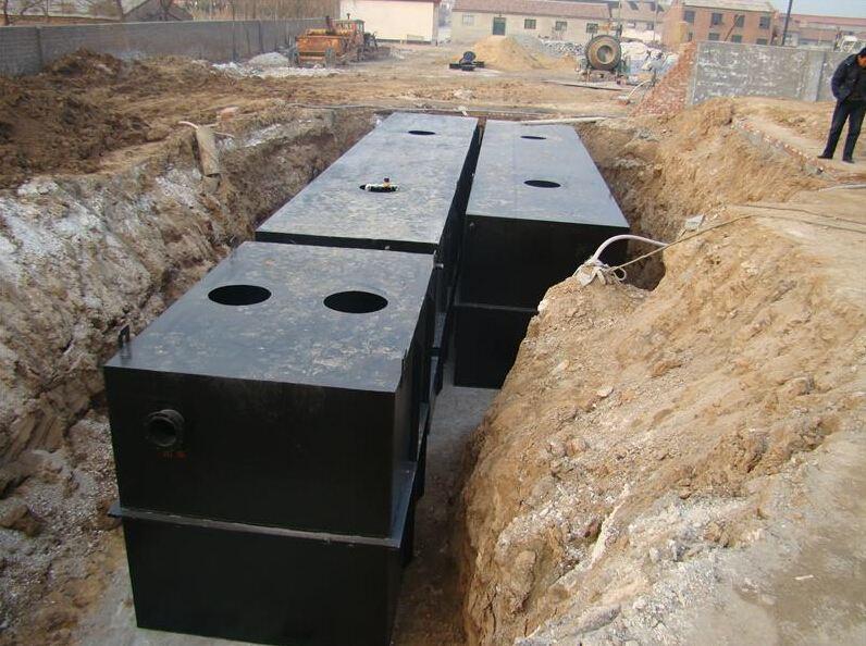 小型农村生活废水处理设备 今日为您分享一种农村生活污水处理方法